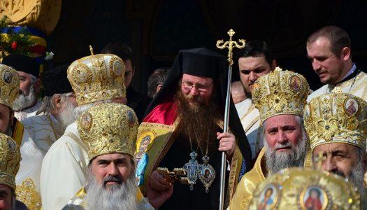 Preasfințitul Părinte Andrei, Episcopul Covasnei și Harghitei