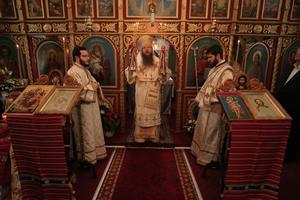 Slujire Arhierească în orașul Întorsura Buzăului!