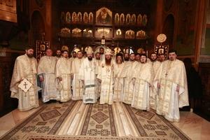 Un an de slujire chiriarhală a Preasfinţitului Părinte ANDREI, Episcopul Covasnei şi Harghitei