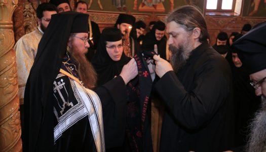 Sfânta Liturghie a Sfântului Grigorie Dialogul la Mănăstirea Sita Buzăului