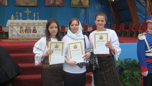 """Premierea câștigătorilor Concursului """"Biserica și Școala din sufletul meu"""""""