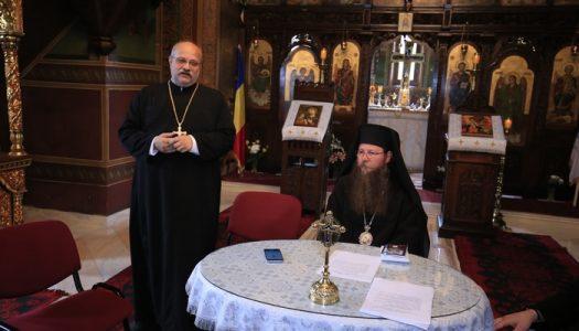 Conferința preoțească cu tema Sfântul Ierarh Antim Ivireanul, ctitor de carte bisericească și educația religioasă a tinerilor astăzi