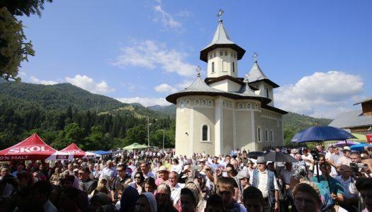 Sfințirea Bisericii din Parohia Goioasa