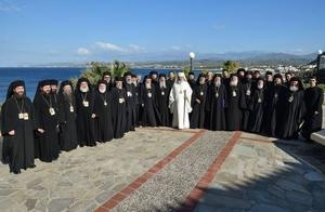 Mitropolitul Ierotheos Vlachos despre delegația Patriarhiei Române la Sinodul din Creta: Bine pregătiți şi fermi pe poziţie