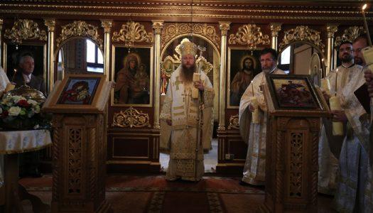 Sfântul M.Mc.Dimitrie, ocrotitorul militar al credinței