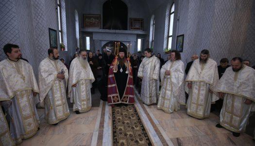 Sfântul Ierarh Nectarie ocrotitorul Paraclisului Parohiei Sita-Vârtej