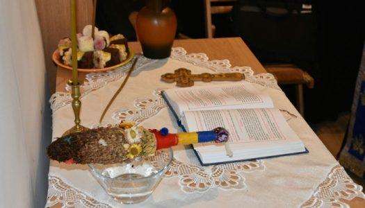 Administrație și duhovnicie la Sediul Protopopiatului Miercurea Ciuc