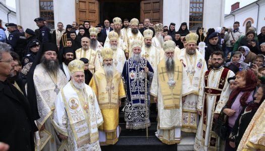 Praznicul Sfântului Grigorie Decapolitul, Ocrotitorul de la Bistrița Vâlcii