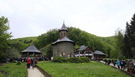 "Hramul istoric al Mănăstirii ""Sf. Ioan Evanghelistul"" – Prislop"