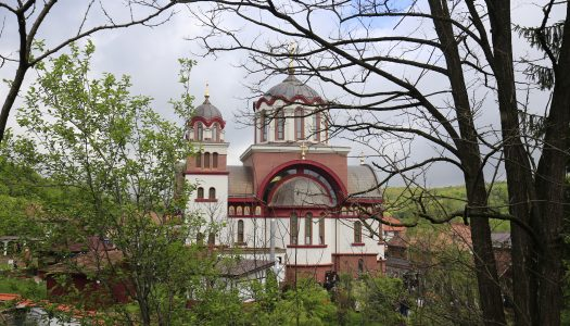 Slujire chiriarhală în Parohia Cornești din județul Cluj