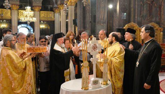 Slujbă de pomenire pentru Părintele Patriarh Teoctist