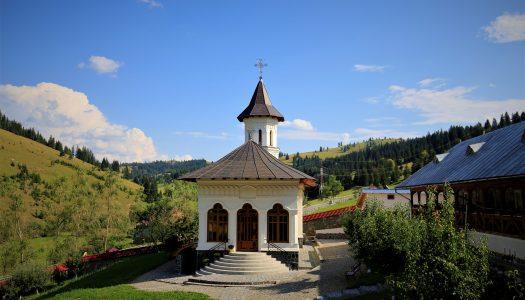 Sfințirea Bisericii noi a Mănăstirii Făgețel