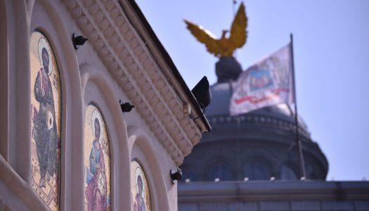 Preafericitul Părinte Patriarh Daniel a primit vizita ministrului Apărării al Republicii Libaneze