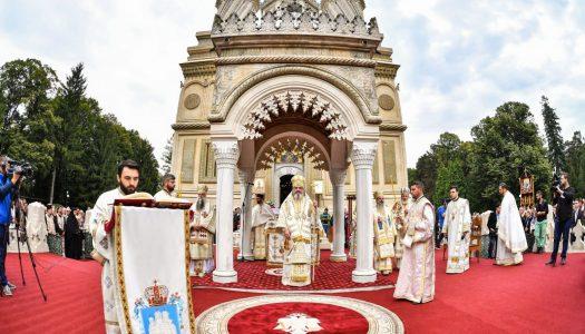 O făclie de Înviere peste veacuri – Catedrala de la Curtea de Argeş