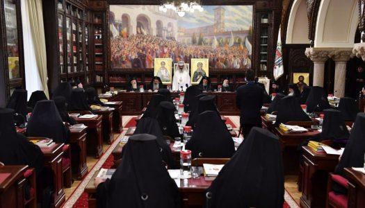 Noi hotărâri ale Sfântului Sinod. Trei sfinți au fost adăugați în calendarul Bisericii Ortodoxe Române