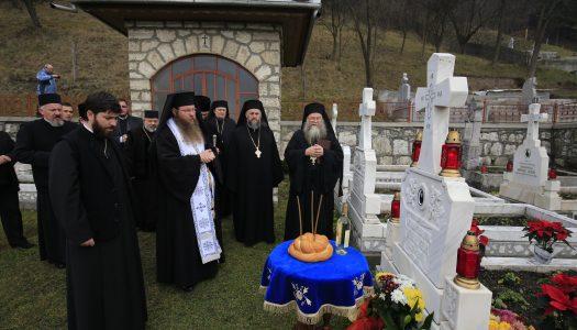 """PS Andrei a oficiat Sfânta și Dumnezeiasca Liturghie la Mănăstirea """"Sf. Proroc Ilie Tesviteanul"""" din Toplița."""