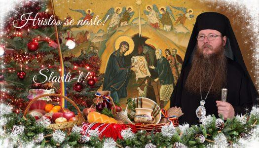 Cuvânt  Pastoral  la Nașterea Domnului nostru Iisus Hristos