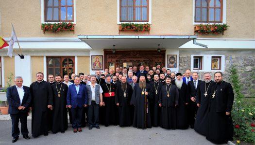 Ședința de constituire a Adunării Eparhiale