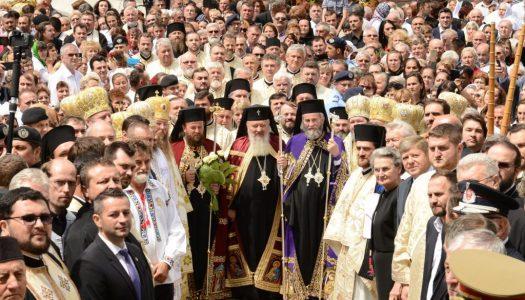 Hirotonia noului Arhiereu-vicar al Episcopiei Maramureșului și Sătmarului