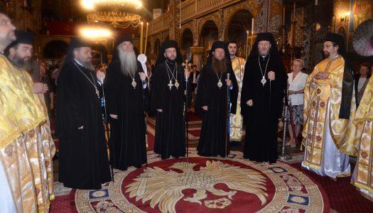 Sărbătoarea Sfinților Apostoli Petru și Pavel la Catedrala Episcopală din Deva