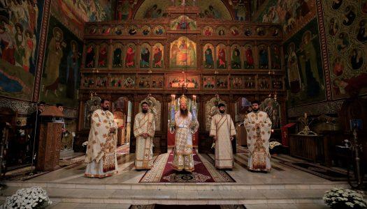 Sfinții Ardeleni prăznuiți la Catedrala din Sfântu Gheorghe.