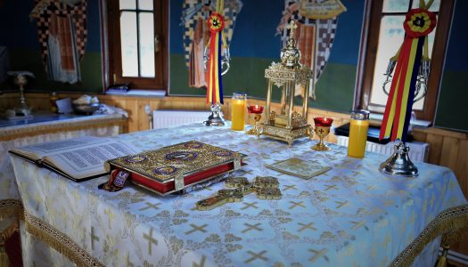 Ps Andrei a oficiat slujba de sfințire în Parohia Imper – protopopiatul Miercurea Ciuc.