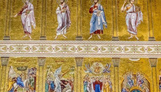 Catapeteasma Catedralei Naționale este unică în lume