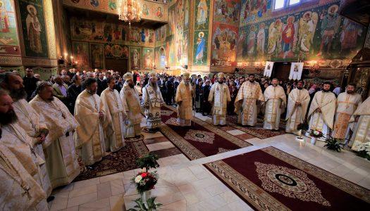 Zi de mare sărbătoare pentru credincioșii din Municipiul Sfântu Gheorghe – Covasna.