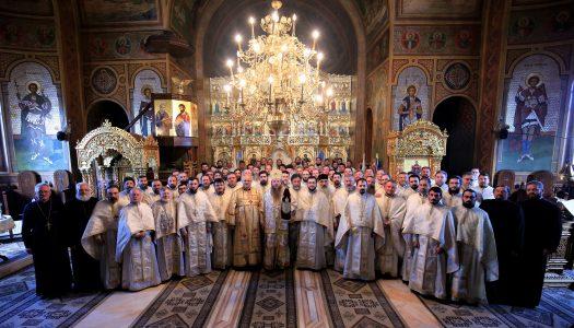 Conferința Preoțească a clerului din Episcopia Covasnei și Harghitei