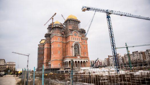 Momente importante în construirea Catedralei Naționale