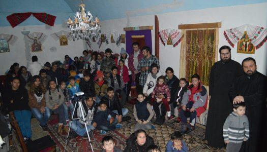 Acțiune social-catehetică în  Parohia Bălan