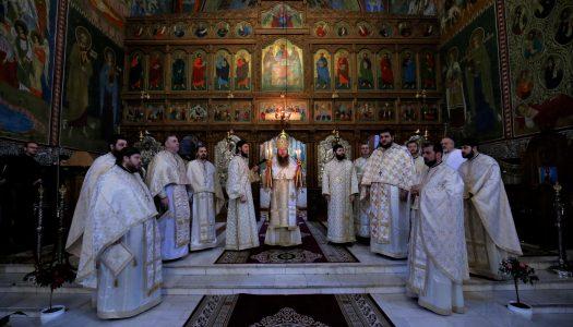 A doua zi de Crăciun sărbătorită la Catedrala Paraclis Episcopal din Sfântu Gheorghe.