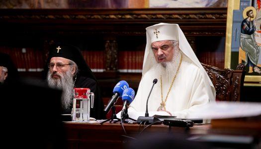 A început prima ședință a Sf. Sinod din 2019. Ce subiecte sunt pe ordinea de zi