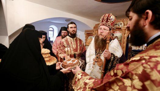 Veșnică pomenire celor din veac adormiți.