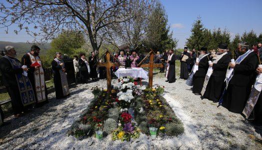 Părintele Crăciun Opre a fost pomenit la 7 ani de la trecerea la cele veșnice