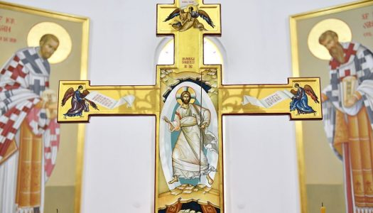 """Am intrat în Săptămâna Mare – """"Pridvorul Sfintelor Paști"""""""