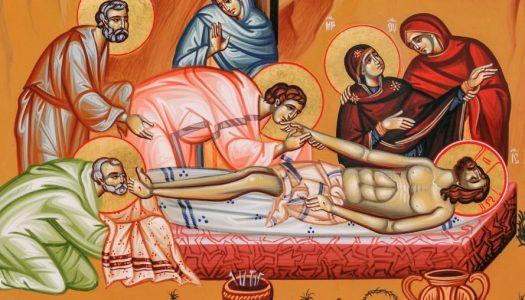 Explicație duhovnicească: Sfânta și Marea Sâmbătă