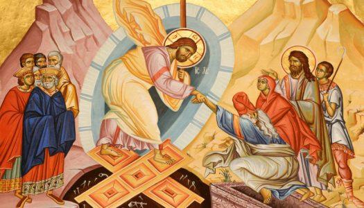 """Până când vom saluta cu """"Hristos a înviat!"""" şi răspunde """"Adevărat a înviat!"""""""