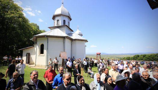 Hram la Mănăstirea Mărcuș – Duminica Sfinților Români