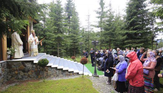 Prodromița, ocrotitoarea Mănăstirii Comandău