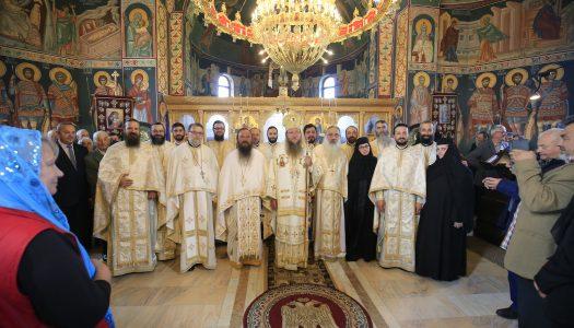 Sfântul Cuvios Ioan Iacob de la Neamț.