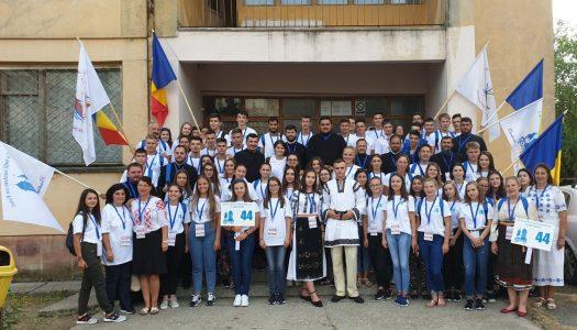 Tinerii Eparhiei Covasnei și Harghitei au participat la Întâlnirea Internațională a Tinerilor Ortodocși – Craiova 2019