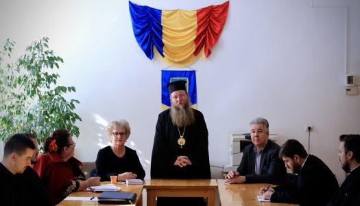 Consfătuirea cadrelor didactice pentru disciplina Religie Ortodoxă din județul Harghita