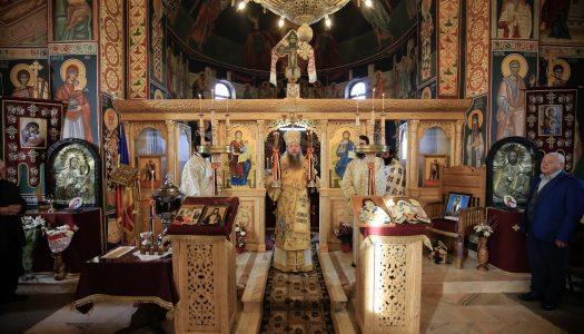 Sfânta Liturghie la Metocul Episcopal din Sita Buzăului