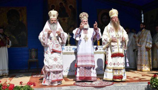Hram la Huşi închinat Sfintei Chiriachi